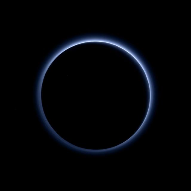 Pluto Atmosphäre