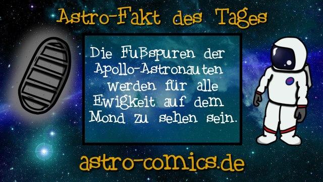 Astro-Fakt des Tages