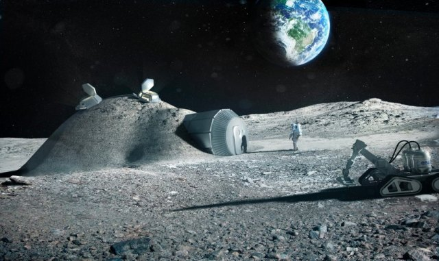 Europe and Russia plan mission to evaluate Moon settlement