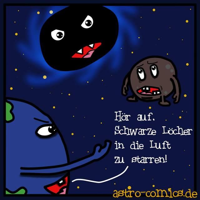 Schwarzes Loch 1